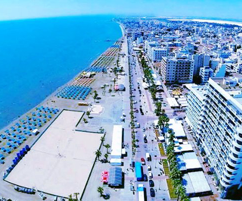 Larnaca – A Self Destructing Town?